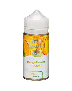 ELECTRO JAM 100ml Mango Melon Yogurt