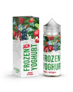 Frozen Yoghurt Хвоя ягоды 120ml + ice boost