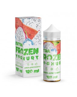 Frozen Yoghurt Арбуз - Драгонфрут 120ml + ice boost