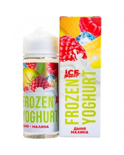 Frozen Yoghurt Дыня - Малина 120ml + ice boost