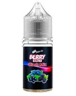 BERRY SALT BLACK MIX 19 мг/30 мл