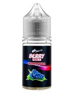 BERRY SALT Виноград 19 мг/30 мл