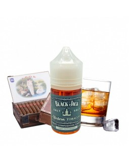 BLACK JACK SALT WESTERN TOBACCO 30ml