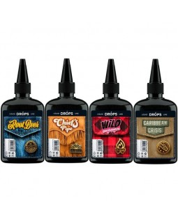 Smoke Kitchen Drops 100ml