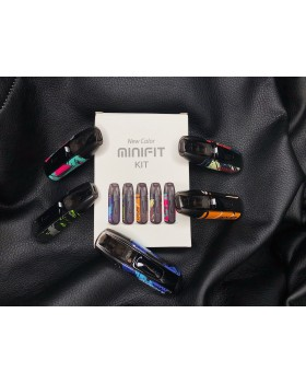JustFog MiniFit Colorful Edition